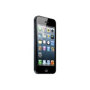 apple iphone 5 32go noir pas chere achat smartphone pas. Black Bedroom Furniture Sets. Home Design Ideas