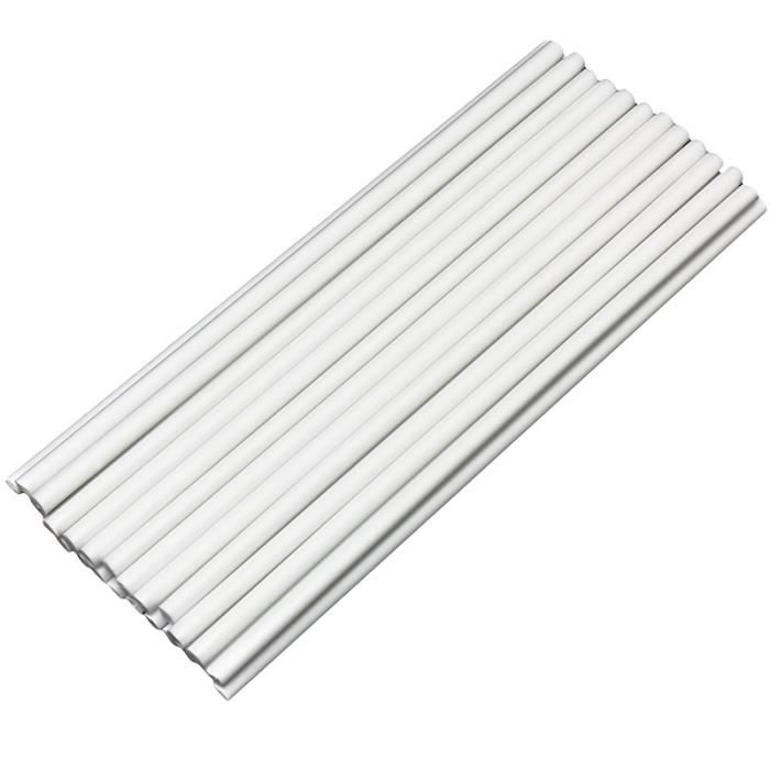 20 supports 20 cm en plastique blanc pour g teau pi ce mont achat vente ustensiles. Black Bedroom Furniture Sets. Home Design Ideas