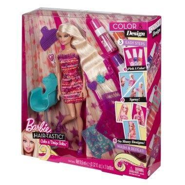 Barbie Relooking Coiffure - Achat / Vente maison poupée - Cdiscount
