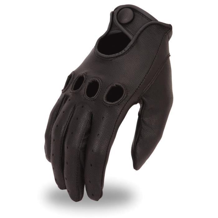 gants cuir fi 145 taille l achat vente gants sous. Black Bedroom Furniture Sets. Home Design Ideas