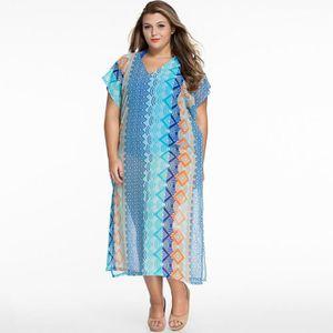 Tuniques plages femme grandes tailles achat vente tuniques plages femme grandes tailles pas - Tunique de plage femme ...