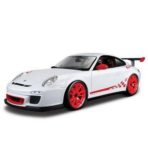 VOITURE À CONSTRUIRE Modèle réduit - Porsche 911 GT 3 RS - Blanc