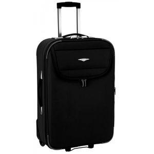 SET DE VALISES Set de 3 valises 2 roues moscow noir