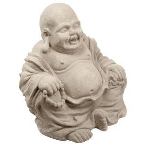 statue bouddha rieur achat vente statue bouddha rieur pas cher cdiscount. Black Bedroom Furniture Sets. Home Design Ideas