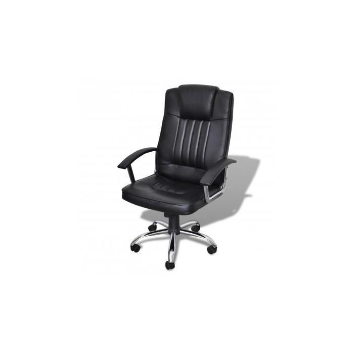 fauteuil de bureau assise 65 achat vente fauteuil de bureau assise 65 pas cher les soldes. Black Bedroom Furniture Sets. Home Design Ideas