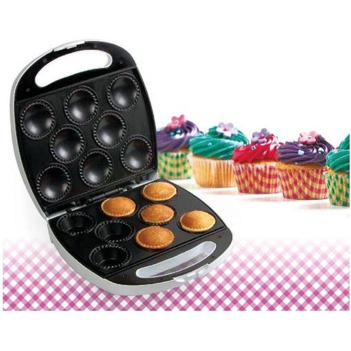 appareil de cuisson 1400w pour 8 g teaux cupc achat vente appareil muffins cdiscount. Black Bedroom Furniture Sets. Home Design Ideas