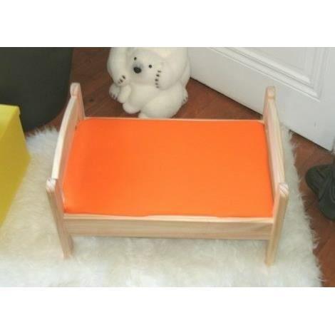 drap housse 90 x 140 cm orange achat vente drap housse cdiscount. Black Bedroom Furniture Sets. Home Design Ideas