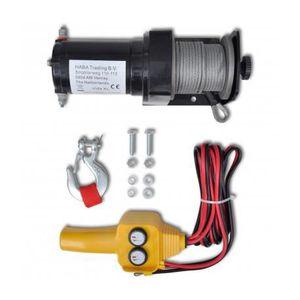 Cable pour treuil electrique
