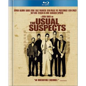 BLU-RAY FILM Usual Suspects [Édition Digibook Collector 2 BLU-R