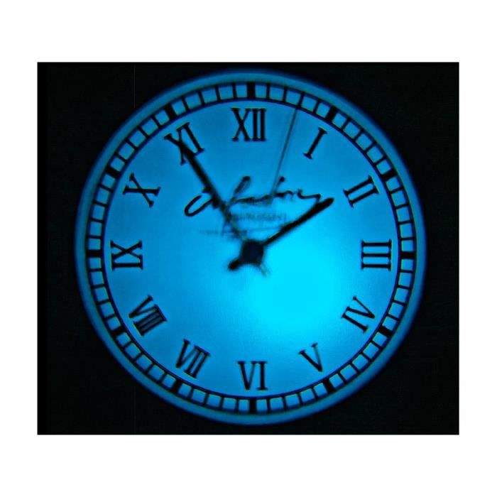 Horloge projection lumineuse 3 filtres achat vente for Horloge lumineuse