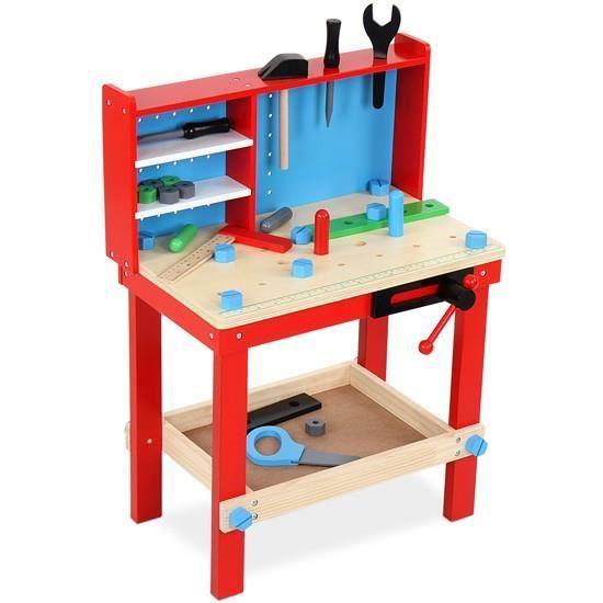 tabli pour enfant avec de nombreux accessoires achat vente bricolage tabli soldes. Black Bedroom Furniture Sets. Home Design Ideas