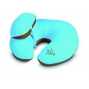 coussin d 39 allaitement jane bleu achat vente coussin allaitement 8420421018347 cdiscount. Black Bedroom Furniture Sets. Home Design Ideas