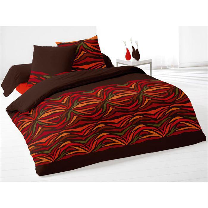 parure housse de couette sybille achat vente parure de couette cdiscount. Black Bedroom Furniture Sets. Home Design Ideas