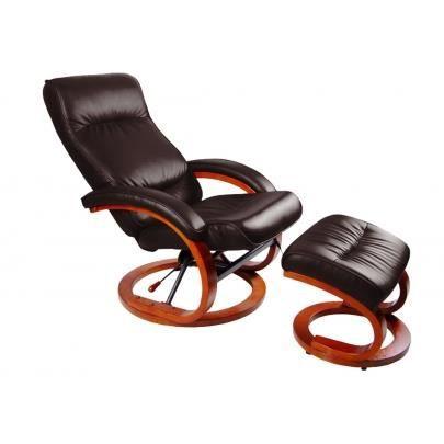 Fauteuil de relaxation massant indigo cuir choco achat vente appareil d - Fauteuil relaxation massant ...