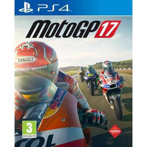 JEU PS4 MotoGP™17  Jeu PS4