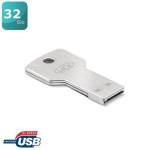 Clé USB LACIE PETITEKEY 9000348 GRIS 32GO