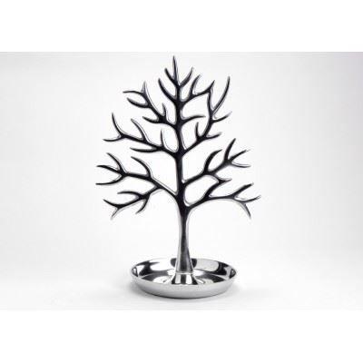 porte bijoux arbre m tal achat vente pr sentoir bijoux porte bijoux arbre m tal cdiscount. Black Bedroom Furniture Sets. Home Design Ideas