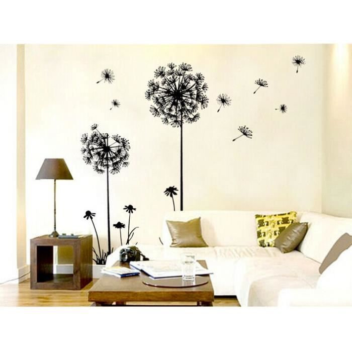 decoration mural stickers. Black Bedroom Furniture Sets. Home Design Ideas