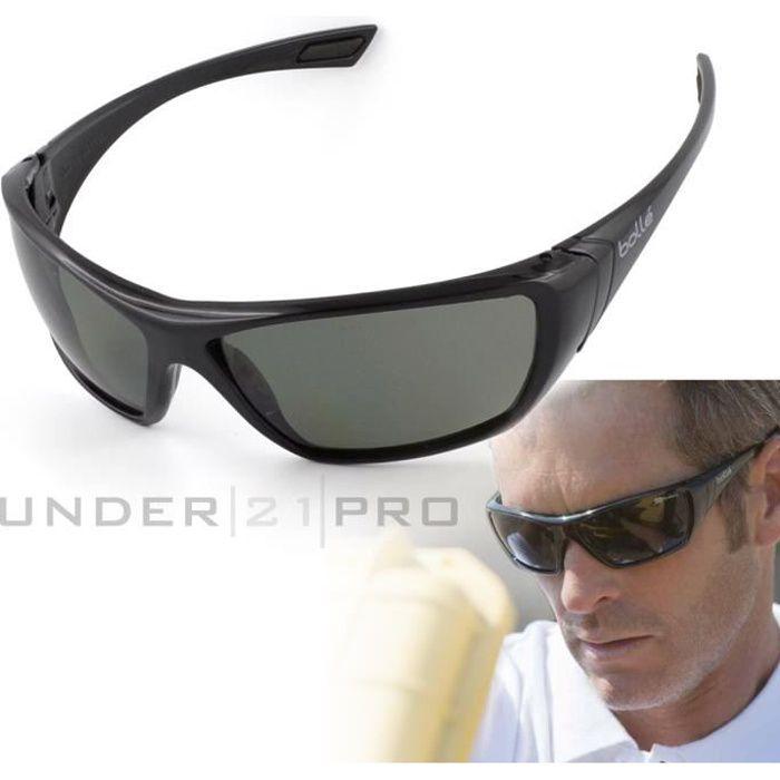 lunettes de soleil boll safety hustler polaris gris achat vente lunettes de soleil cdiscount. Black Bedroom Furniture Sets. Home Design Ideas