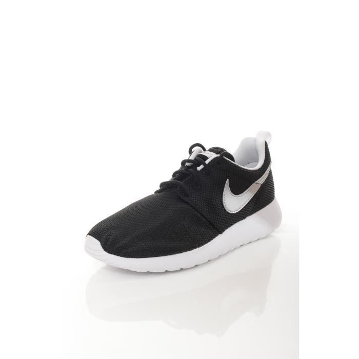 eczvq Basket Enfant Nike Rosherun (Gs)… Noir Noir - Achat / Vente basket - Cadeaux