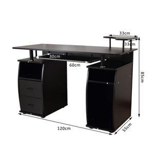 meubles bureau achat vente meubles bureau pas cher cdiscount. Black Bedroom Furniture Sets. Home Design Ideas
