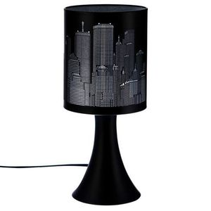 LAMPE A POSER Lampe touch New York - Argent