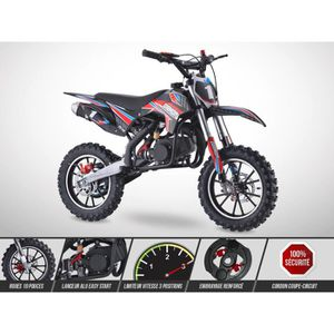 moto dirt bike achat vente moto dirt bike pas cher. Black Bedroom Furniture Sets. Home Design Ideas