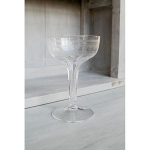 Coupe a champagne cristal achat vente coupe a - Coupe de champagne cristal ...