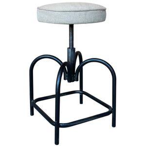 Table haute de cuisine avec tabourets achat vente - Tabouret cuisine reglable hauteur ...