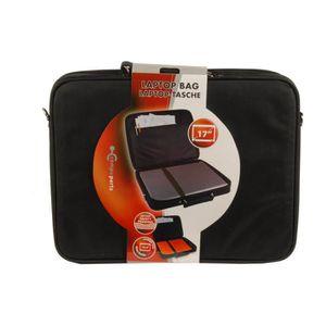 sacoche pc portable 17 pouces rembourr e s curit maximale achat vente sa. Black Bedroom Furniture Sets. Home Design Ideas
