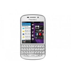 SMARTPHONE Smartphone Blackberry Q10 Blanc 4G