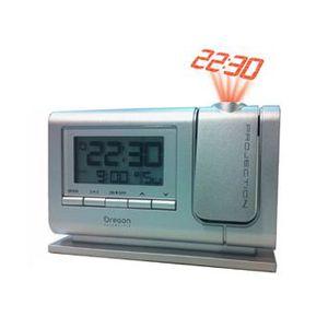 Réveil Projecteur New Design (Argenté)RM308P_S …