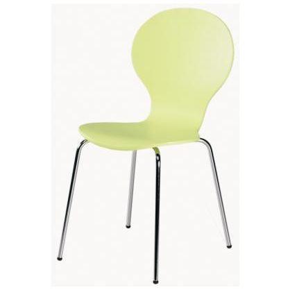lot de 4 chaises de cuisine vitamine vert anis achat. Black Bedroom Furniture Sets. Home Design Ideas