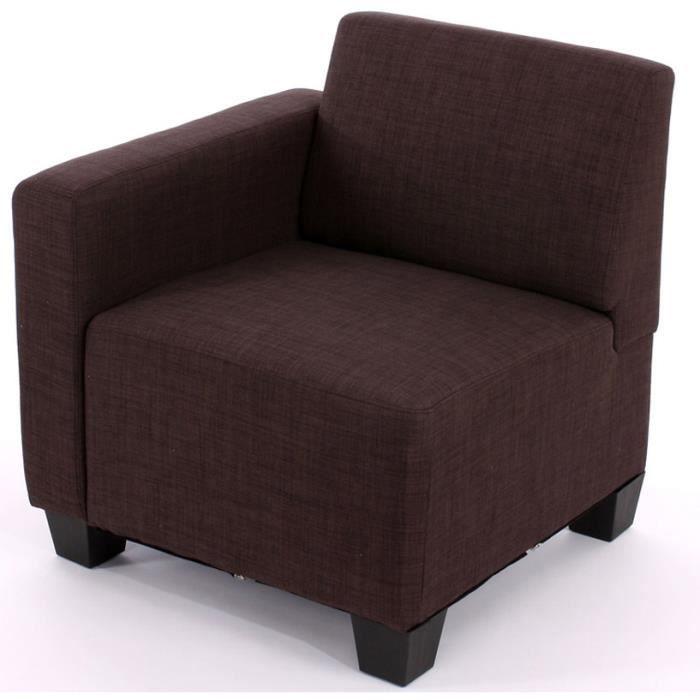 canap partie modulaire c t gauche avec accoud achat. Black Bedroom Furniture Sets. Home Design Ideas