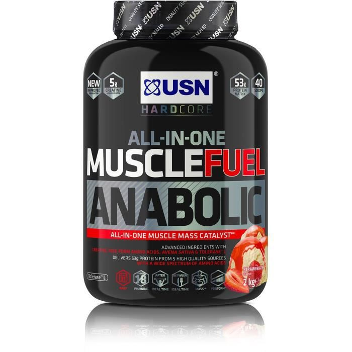 usn muscle fuel anabolic 5kg