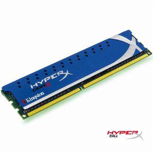 MÉMOIRE RAM Kingston HyperX Blu 4Go DDR3 1600MHz