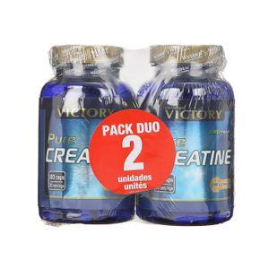 VICTORY Pure Créatine 120 gélules x 2 NTT