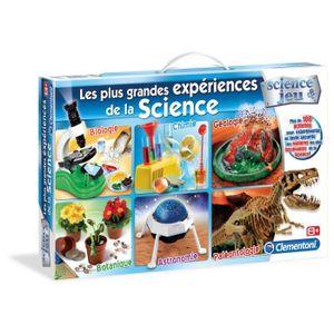 CLEMENTONI Les grandes expériences de la Science