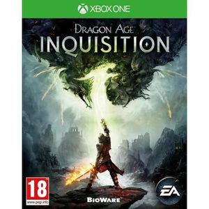 JEUX XBOX ONE Dragon Age: Inquisition (Xbox One)