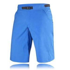 SHORT-BERMUDA DE SPORT Haglofs Amfibie Ii Short Bleu Homme