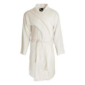 robe de chambre homme coton achat vente robe de chambre homme coton pas cher les soldes. Black Bedroom Furniture Sets. Home Design Ideas