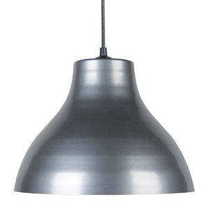 LUSTRE ET SUSPENSION TOSELIA Lustre - suspension E27 25 W Ø29,5cm Gris