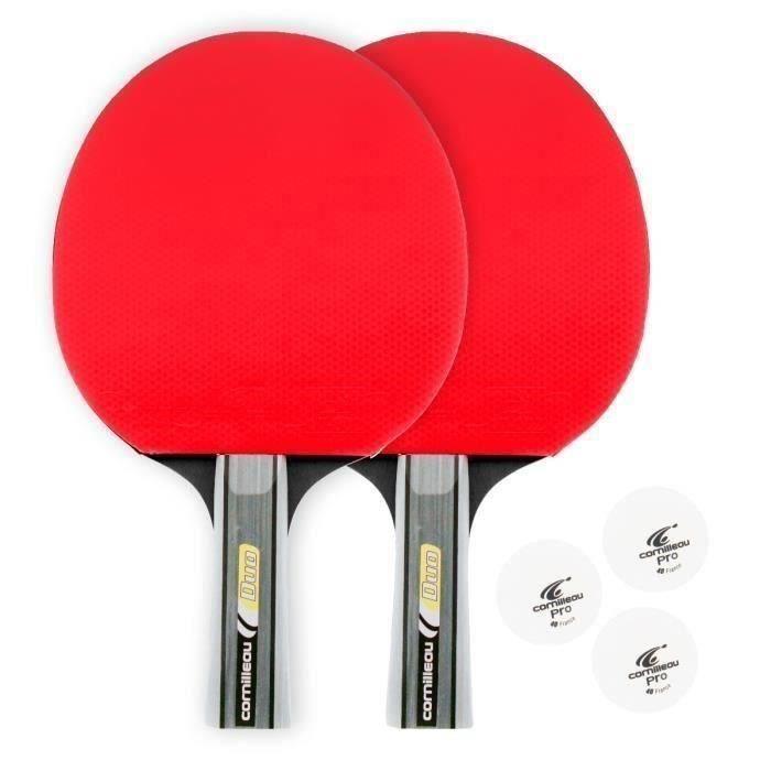 Raquette ping pong achat vente pas cher cdiscount - Table de ping pong exterieur pas cher ...