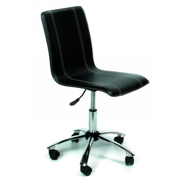 Chaise de bureau chocolat providence achat vente bureau chaise de bureau chocolat p cdiscount for Chaises de bureau but