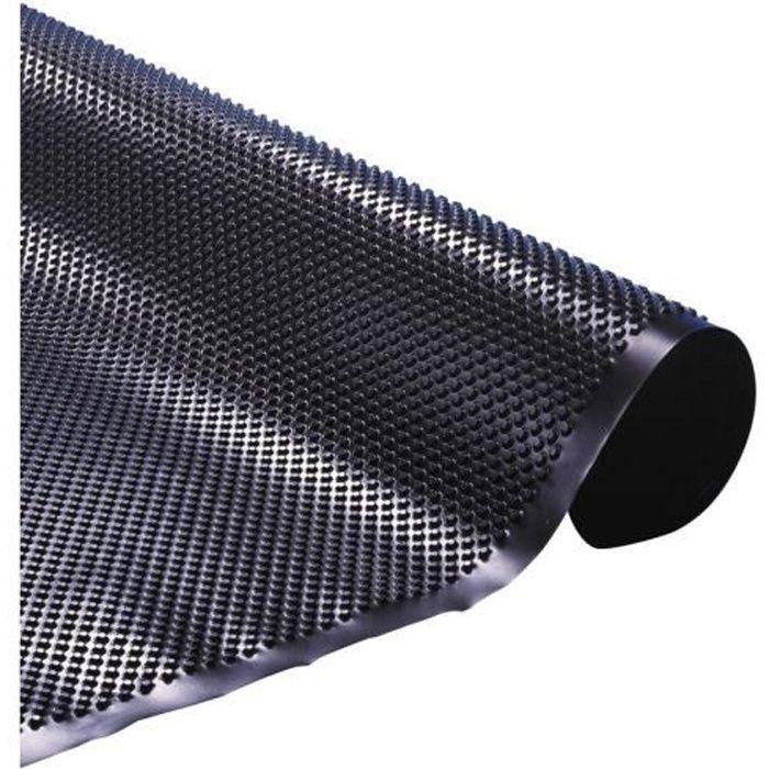 Ubbink nappe excroissances en poly thyl ne pour piscine Liner noir pour piscine