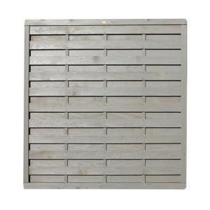 panneaux chiperone x m gris vieux bois achat vente cl ture grillage panneaux. Black Bedroom Furniture Sets. Home Design Ideas