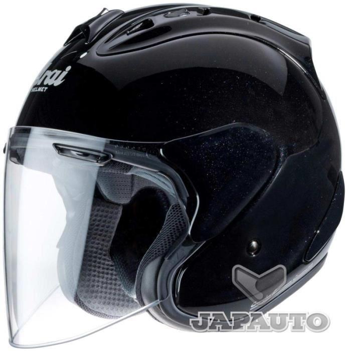 casque jet arai ram 4 noir achat vente casque moto scooter casque jet arai ram 4 noir. Black Bedroom Furniture Sets. Home Design Ideas
