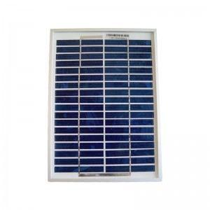 panneau solaire polycristallin 5w 12v achat vente kit photovoltaique soldes d t cdiscount. Black Bedroom Furniture Sets. Home Design Ideas