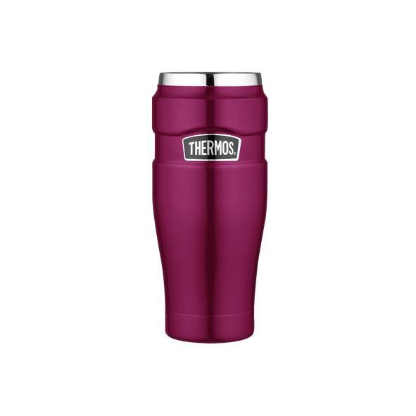 thermos mug isotherme king tumbler framboise 47 achat vente bouteille isotherme cdiscount. Black Bedroom Furniture Sets. Home Design Ideas