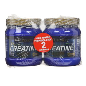 CRÉATINE VICTORY Pure Créatine 2x500 g Pack Duo NTT